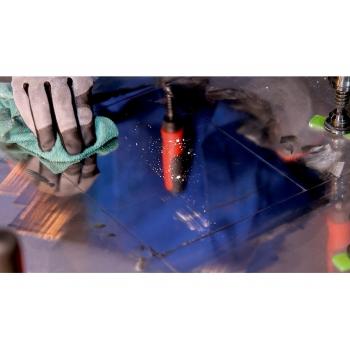 3 микрофибровые салфетки METABO 380 x 380 мм (626398000)